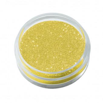 Glitterstaub Nr. 3 kanariengelb 2,6 g