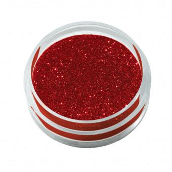 Glitterstaub Nr. 6 rubinrot 2,6 g
