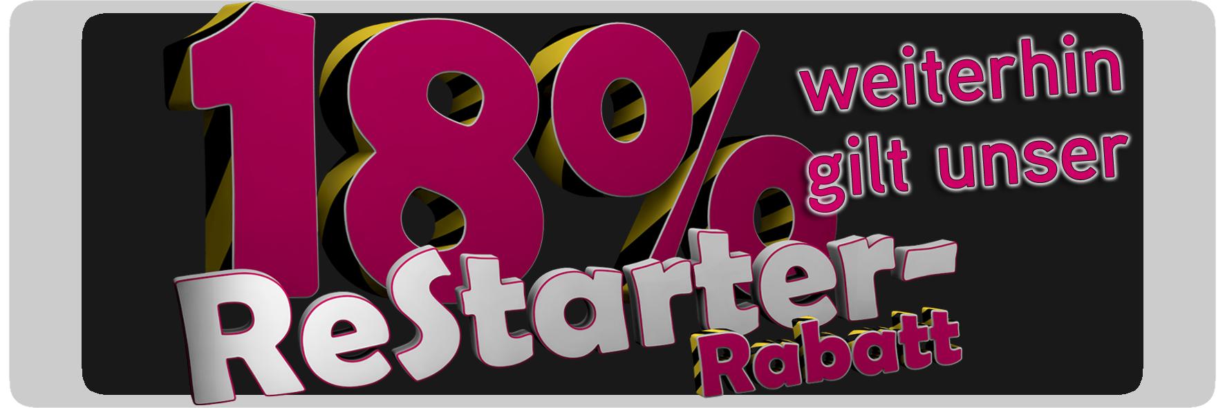 18% ReStarter